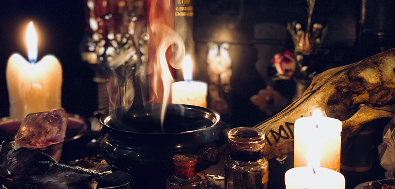 If Black Magic Love Spells Is So Dangerous, Why Don't Statistics Show It?