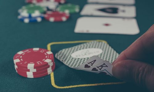 Advertising And Casino Game