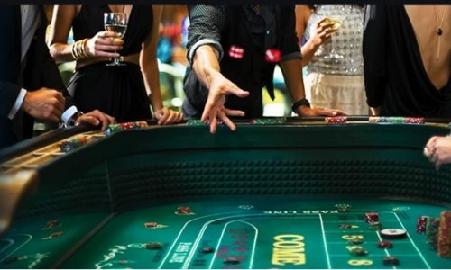 Gambling And The Chuck Norris Effect